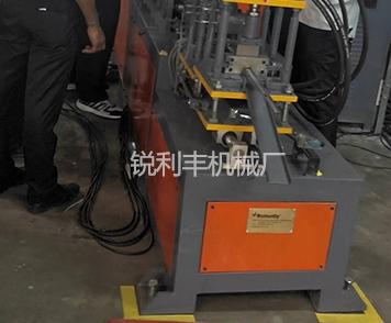 煤气炉框体成型机