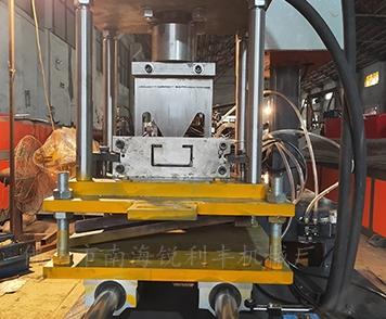 C型钢设备 C型钢成型机 金属成型机 钣金成型机